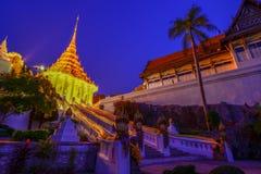 Chiesa buddista Immagini Stock
