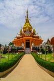 Chiesa buddista tradizionale Immagini Stock Libere da Diritti