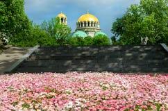 Chiesa bulgara immagine stock