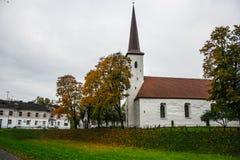 Chiesa catolic Fotografie Stock Libere da Diritti
