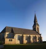Chiesa in cattivo Bentheim Fotografia Stock Libera da Diritti
