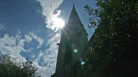 Chiesa cattolica video d archivio