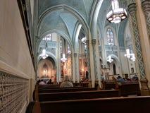 Chiesa cattolica fotografia stock