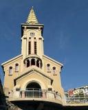 Chiesa cattolica cristiana Fotografia Stock Libera da Diritti