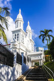 Chiesa cattolica di St Teresa Fotografie Stock