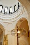 Chiesa cattolica in Lituania immagine stock libera da diritti