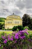 Chiesa cattolica - Marianske Lazne - la repubblica Ceca fotografia stock libera da diritti