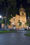 Chiesa Cattolica Parrocchiale S Agata Al Borg Obrazy Royalty Free