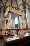 Chiesa cattolica a Pechino Fotografia Stock