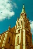 Chiesa cattolica romana antica Immagine Stock