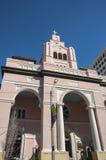 Chiesa cattolica storica a Miami Fotografia Stock Libera da Diritti