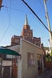 Chiesa cattolica sudcoreana Fotografia Stock