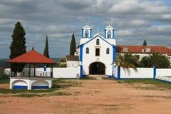 Chiesa cattolica in Vila Vicosa, Portogallo Fotografia Stock