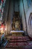 Chiesa a Cluj-Napoca Fotografie Stock Libere da Diritti