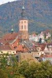 Chiesa collegiale di Stiftskirche immagini stock