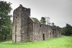 Chiesa collegiale Scozia di Semple del castello Fotografie Stock Libere da Diritti