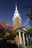 Chiesa commemorativa, Università di Harvard Fotografia Stock Libera da Diritti