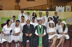 Chiesa congregational di Uitenhage Fotografia Stock