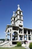 Chiesa in costruzione Immagini Stock