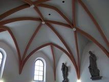 Chiesa, costruzione storica Fotografia Stock