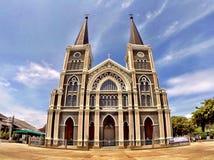 Chiesa cristiana fotografia stock