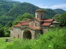 Chiesa cristiana antica Fotografia Stock