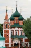 Chiesa cristiana ortodossa Immagini Stock Libere da Diritti