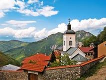 Chiesa cristiana ortodossa orientale Immagini Stock Libere da Diritti
