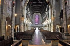 Chiesa decorata Fotografia Stock Libera da Diritti