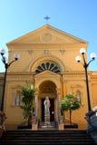 Chiesa dei Cappuccini, San Remo Royalty Free Stock Photos