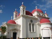 Chiesa dei dodici apostoli Fotografie Stock Libere da Diritti