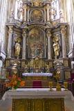 Chiesa dei ´s di St James - altare anteriore Immagini Stock