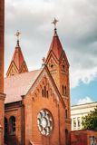 Chiesa dei san Fotografie Stock Libere da Diritti
