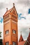 Chiesa dei san Fotografia Stock Libera da Diritti