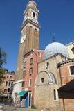 Chiesa dei Santi Apostoli Venice Royaltyfri Bild