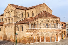 Chiesa-dei Santi Maria e Donato Lizenzfreies Stockfoto