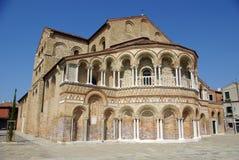 Chiesa dei SS Maria e Donato - Murano Royalty Free Stock Photography