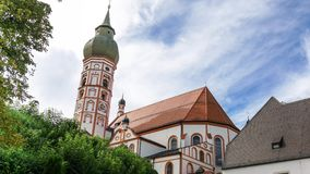 Chiesa del Andechs archivi video