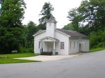 Chiesa del battista di Eastatoe Fotografia Stock Libera da Diritti