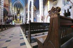 Chiesa del cappuccino, Cordova (Argentina) Fotografia Stock
