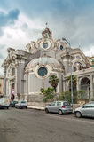 Chiesa del Carmine di Messina Royalty Free Stock Photo