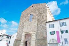 Chiesa del Carmine Royalty Free Stock Photos