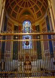 Chiesa del centro di Philadelphia's Immagini Stock Libere da Diritti