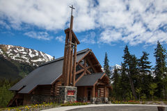 Chiesa del ceppo Immagine Stock Libera da Diritti
