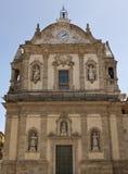 Chiesa del Collegio Fotografia Stock