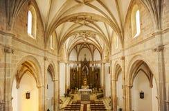 Chiesa del convento del presupposto di Calatrava, Almagro, Spagna Fotografia Stock