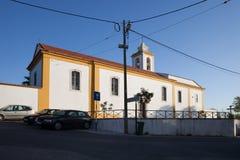 Chiesa del convento di St Paul in Almada Immagini Stock