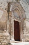 Chiesa del dei Greci della st Nicola Altamura La Puglia L'Italia Immagini Stock Libere da Diritti