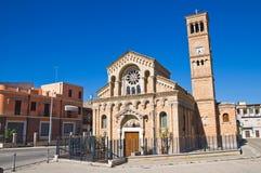 Chiesa del della Fontana di Madonna Torremaggiore La Puglia L'Italia Fotografie Stock
