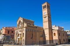 Chiesa del della Fontana di Madonna Torremaggiore La Puglia L'Italia Fotografia Stock Libera da Diritti